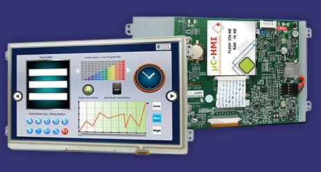 「小型液晶・LCDモジュール購入ナビ」のプログラマブル表示器