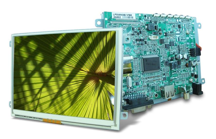 カラーTFT液晶モジュール